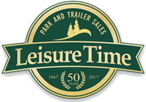 Leisure Time Park & Trailer Sales Logo